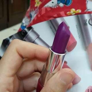 Lipstik pink violet the one