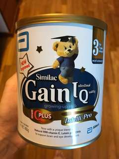 Gain IQ Growing Up Milk Stage 3 (1 year old onwards)