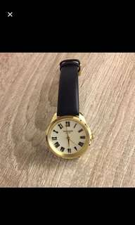 Kate Spade watch (Genuine Leather)