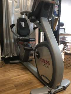Star trac pro exercise bike