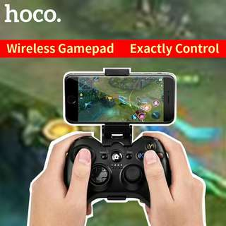 hoco wireless pad gamepad for iphoneX samsung s8 plus bare bears passion gadgets