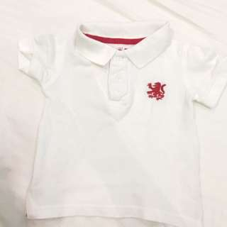 Cotton on polo shirt 12ms