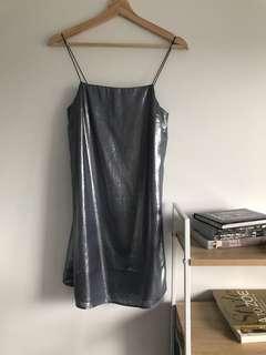 Topshop slip dress