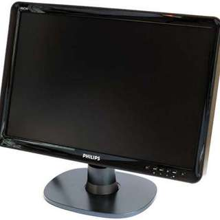 Philips 190CW 19 inch LCD Monitor