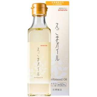 日本Maruta 荏胡麻油 Egoma Oil (家庭裝180g)