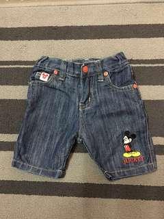 Short Jeans Disney Baby
