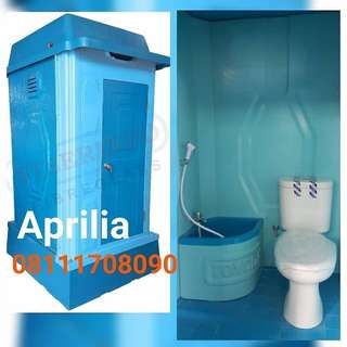 Toilet Portable VIP Closet Duduk merk Toto