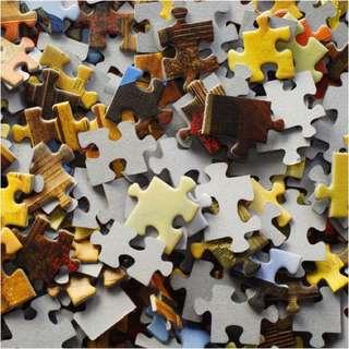 Jigsaw Assembly