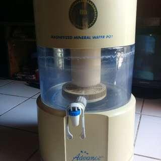 mineral water pot merk advanve
