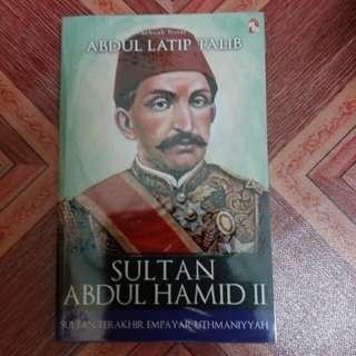 Sultan Abdul Hamid II (Abdul Latip Talib)