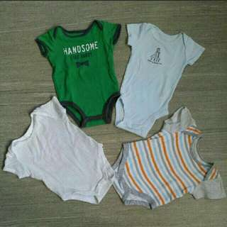 Newborn bundle romper set
