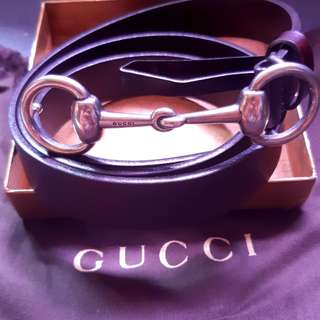 GUCCI Limeted Edition Belt
