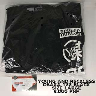 YOUNG AND RECKLESS OSAKA TEE