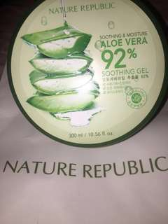 JASTIP NATURE REPUBLIC 💯 % ORI
