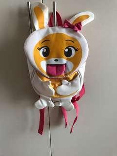 Korean bag pack for toddlers