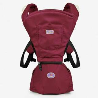 Aierbao breathable kid carrier front facing hip seat A6620