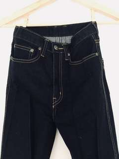Deep indigo skinny jean