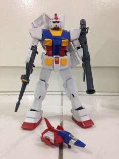 Gundam RX-78-2 Ver 1.5 Master Grad