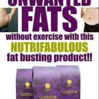 Nutrifab - Fat Buster, Pickled plum with garcinia cambogia and probiotics (Buy1Take1)