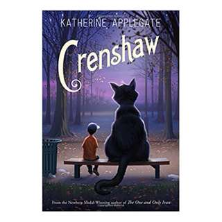 E-book English Novel  - Crenshaw - Katherine Applegate