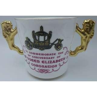 1978年 英國PARAGON 陶瓷杯