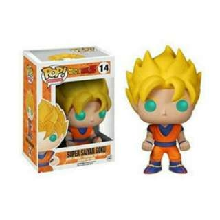 Super Saiyan Goku Dragon Ball Z Funko Pop
