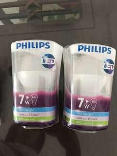 Lighting bulbs LEDs