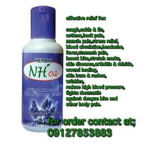 NH Miracle oil lavender