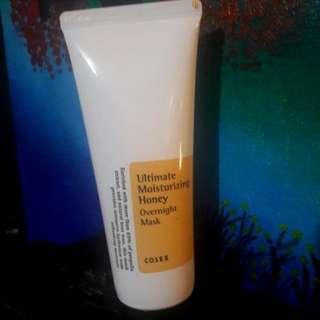 (PRELOVED) COSRX - Ultimate moisturizing honey overnight mask