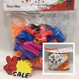 Child Puzzle Building Blocks