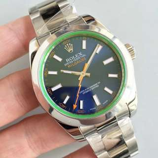Rolex Milgauss new with box and papers