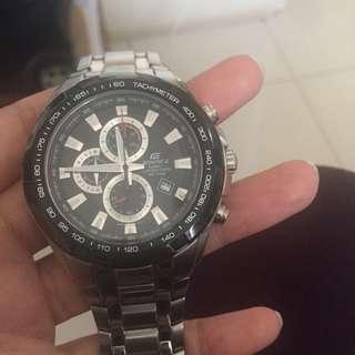 Ediffice Casio watch