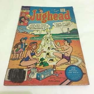 Archie Series Jughead No 14 October 1988