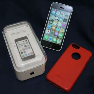 Iphone 5C 32GB Putih (Mulus)