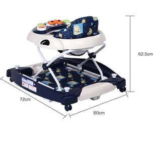 2017 Fillikid Multipurpose musical baby walker XB1XB2