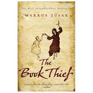 E-book English Novel - The Book Thief by Markus Zusak