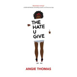 E-book English Novel - The Hate U Give - Angie Thomas