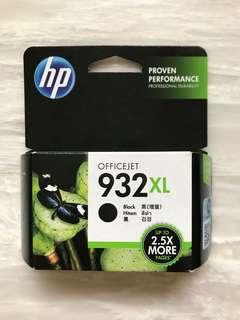HP Ink Cartridge - OfficeJet 932 XL (Black)