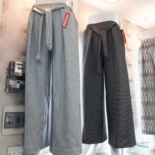Celana kulot trendy grosir  banyak motif