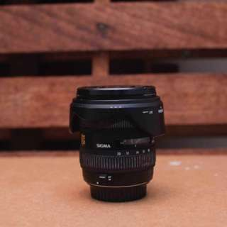 Sigma 10-20mm (Canon mouth)