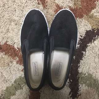 Authentic Topshop Slip ons / Shoes