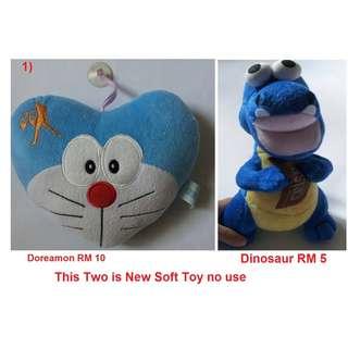 Mix Soft Toy