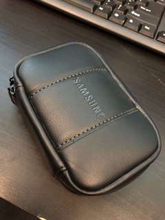 Samsung camera bag