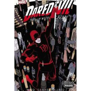 (Brand New) Daredevil by Mark Waid Volume 4 Daredevil   Be the first to write a review By: Hachette Australia, Chris Samnee (Illustrator), Mike Allred (Illustrator) - Paperback