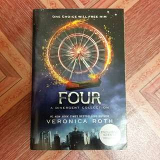 Divergent Four (Veronica Roth)