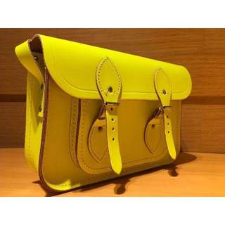 The cambridge satchel company 11 inch 手工書包 香港I.T.購入
