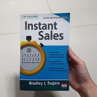 Instant Sales by Bradley J. Sugars