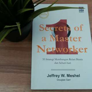 Secret of master networker