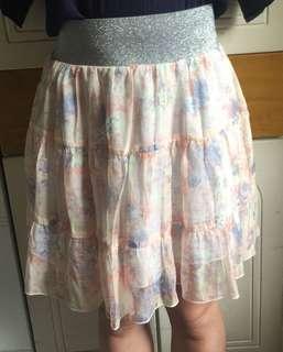 🈹新淨-雪紡裙(中碼,適合150-170cm高)