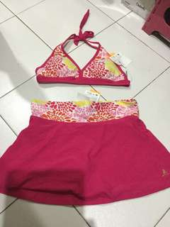Bnew 2 piece swimwear